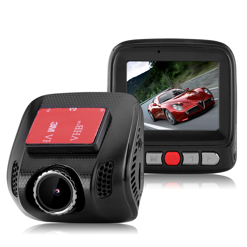 Wholesale 1296p FHD Car DVR Dash Camera (140 Degree View Angle, Motion Detection, Loop Recording, LDWS + FCWS)