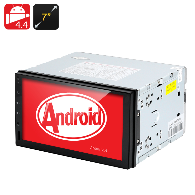 Wholesale Universal 2 DIN Android 4.4 Media Player + GPS (3G, Bluetooth fo