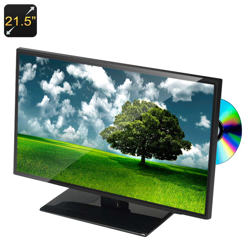 Wholesale 21.5 Inch Full HD Monitor + DVD Player (Region Free, TV Tuner, D