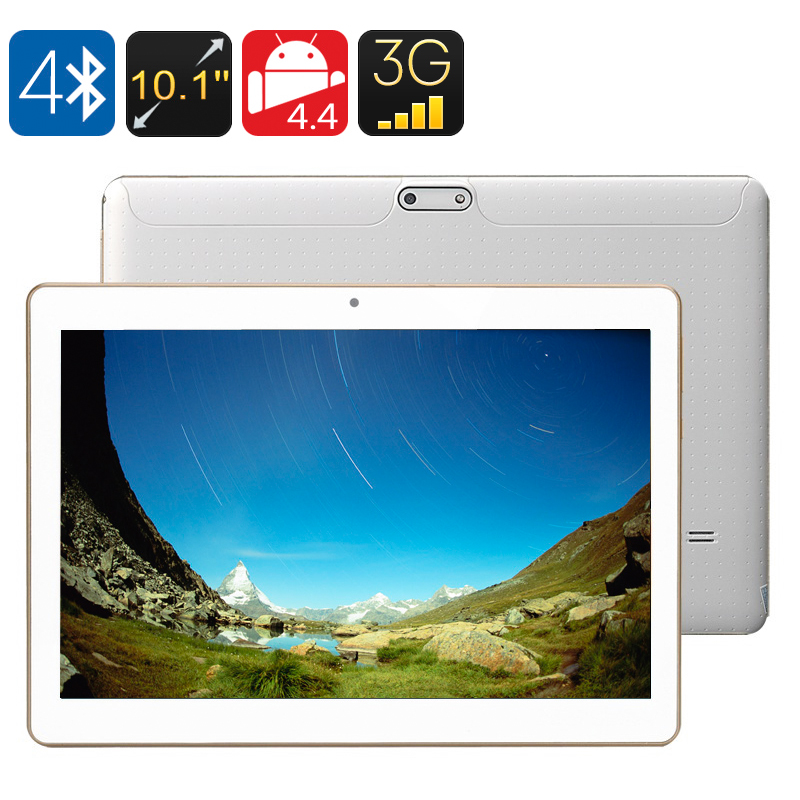 Wholesale 10.1 Inch 3G Android Tablet (Octa Core CPU, Bluetooth 4.0, OTG, 2GB RAM, 16GB)
