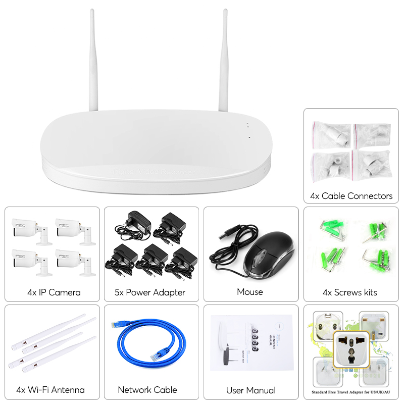 images/electronics-2017/4-Channel-NVR-Kit-4-x-Waterproof-IP-Cameras-720P-Recording-30-Meter-Night-Vision-IR-Cut-Mobile-Viewing-Support-plusbuyer_91.jpg