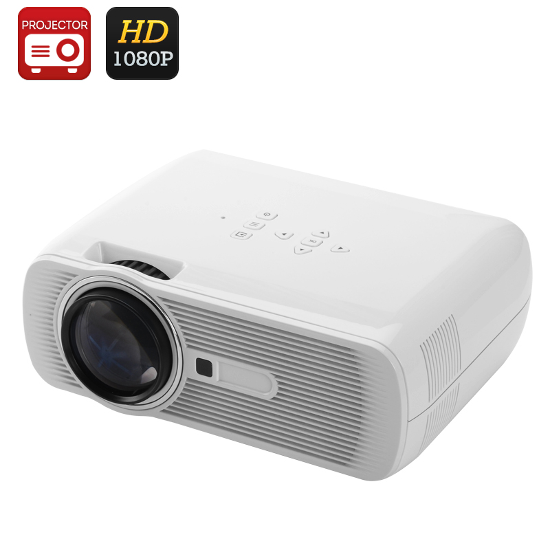 Picopro mini dlp wi fi projector 1000 1 50 lumens for Small hdmi projector