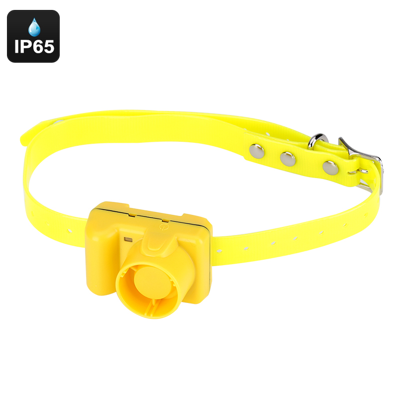 Wholesale IP65 Waterproof Beeping Dog Collar (128dB, 100M Range, Run And Point Mode, Point Only Mode, 500mAh Rechargeable)