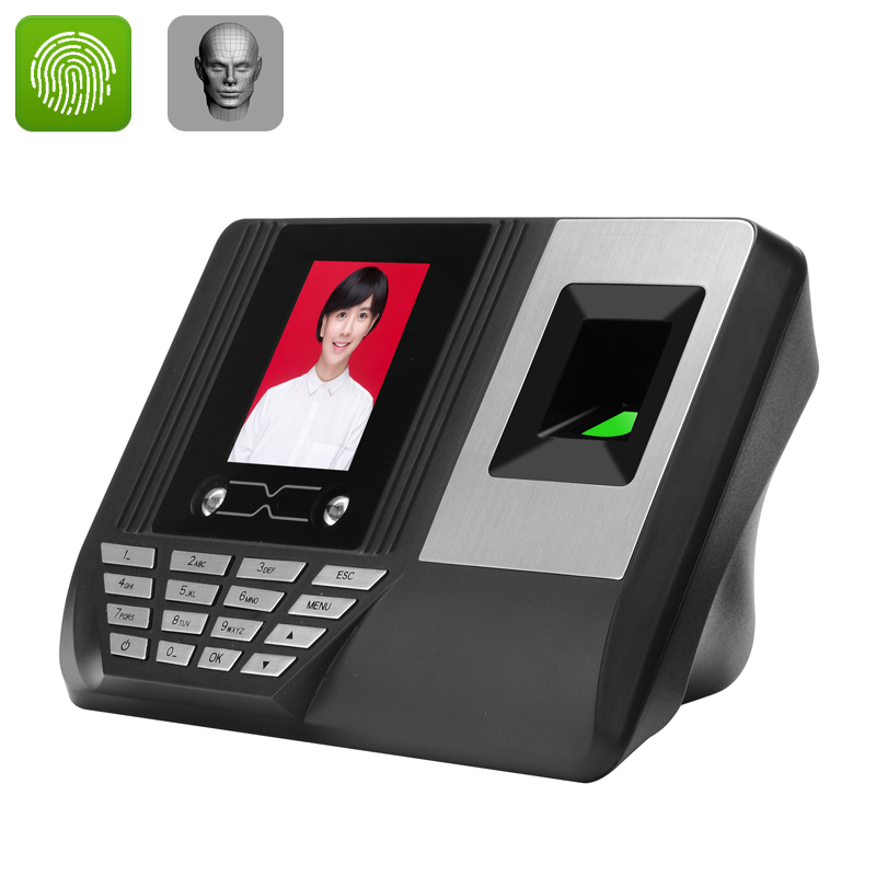 Wholesale Biometric Fingerprint Time Attendance System with Facial Recognition and 2.8 Inch Screen