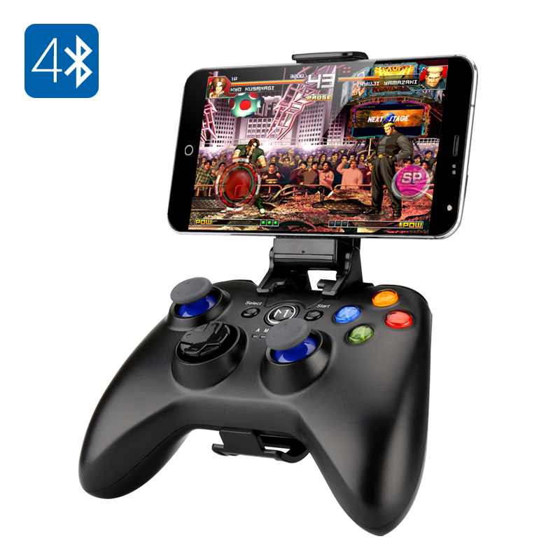 Wholesale Bluetooth 4.0 Game Pad Wireless Game Controller for Android, iOS