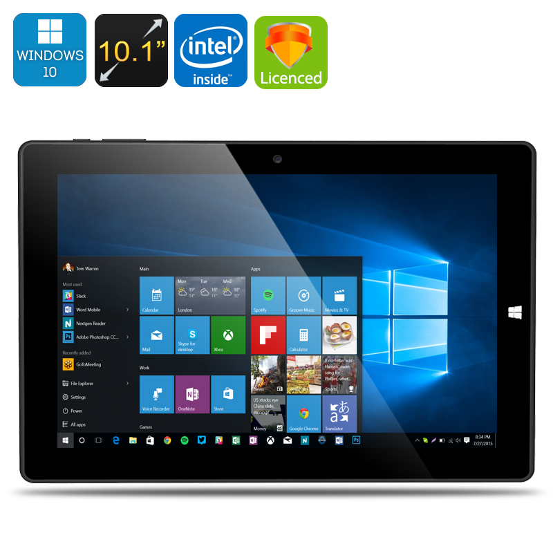 Wholesale Chuwi Hi10 Ultrabook 10.1 Inch Tablet PC (Windows 10 + Android 5