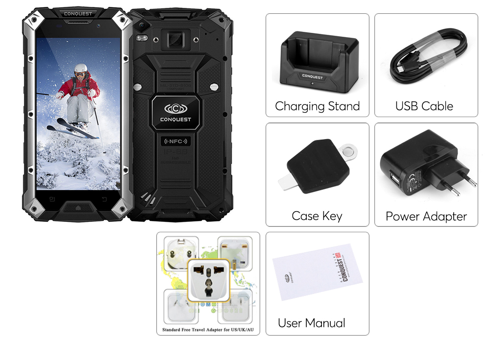 images/electronics-2017/Conquest-S6FP-Rugged-Android-Phone-IP68-Quad-Core-CPU-3GB-RAM-Gorilla-Glass-5-Inch-Display-OTG-NFC-Black-Silver-plusbuyer_99.jpg