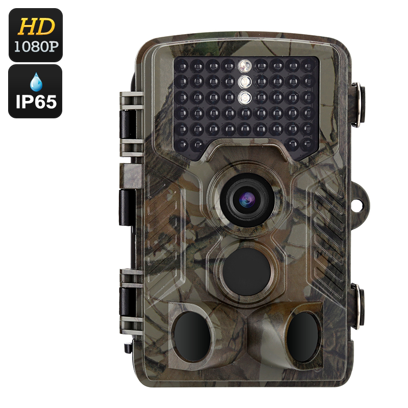 Wholesale 1080p FHD Outdoor Trail Camera (PIR, 12 Months Stand-By, Fast Shooting, 2.4 Inch, 46 IR LEDs, Night Vision)