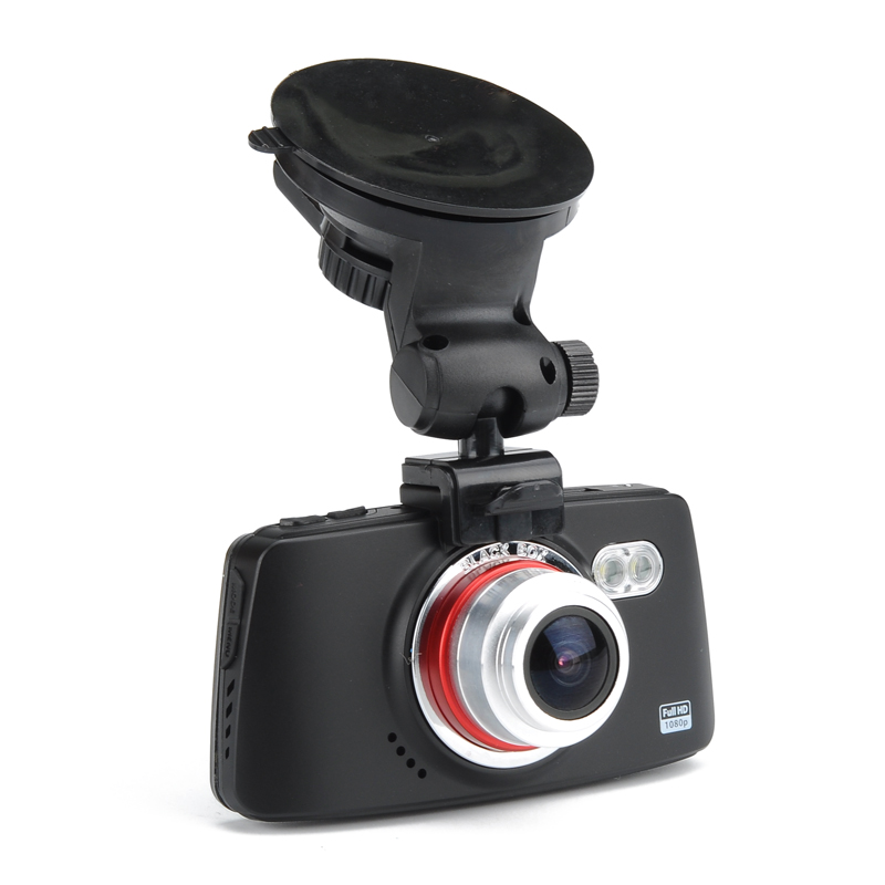 Wholesale Full HD Car DVR (170 Degree Lens, 2.7 Inch Screen, Motion Detection, G-Sensor)
