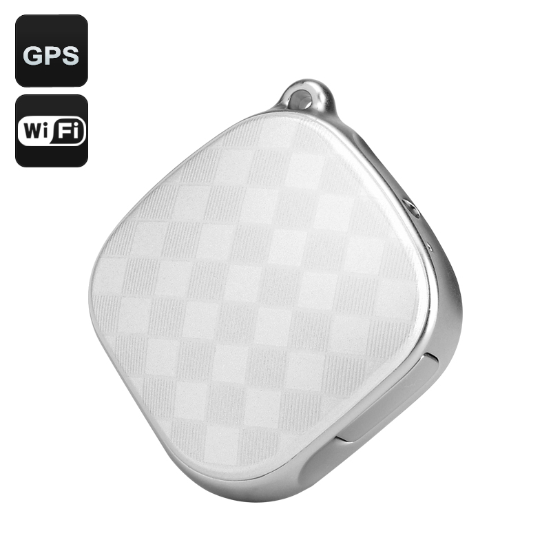 Wholesale Real Time GSM GPS Tracker + Locator for Kids/Pets (Wi-Fi, Two Way Audio, LBS, Geo Fence, SOS, White)