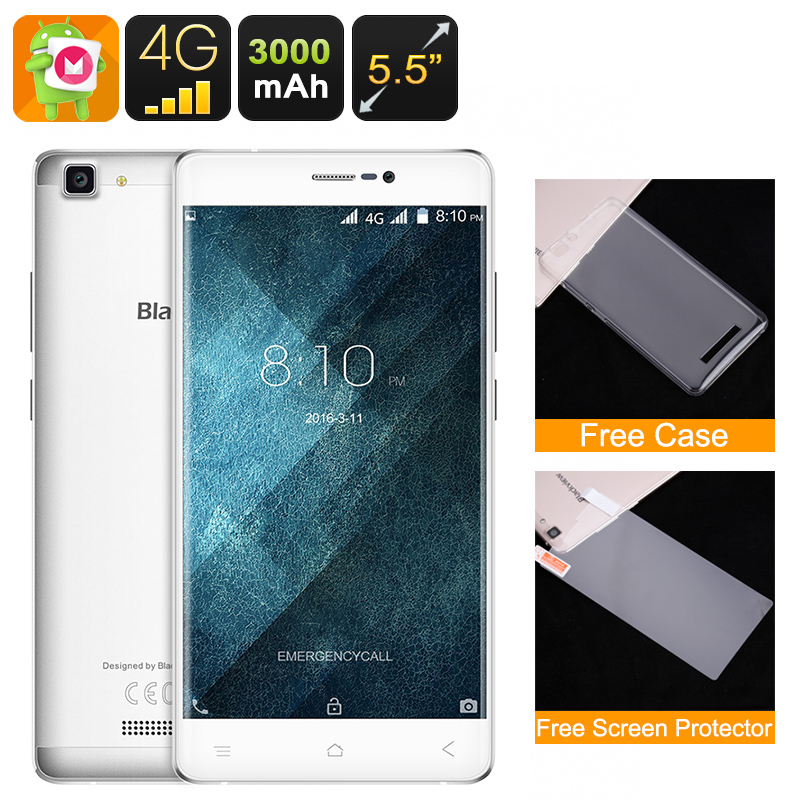 Wholesale Blackview A8 Max 5.5 Inch Android Smartphone (4G, Dual IMEI, 2G
