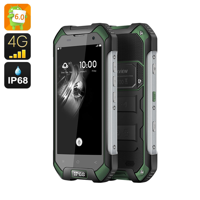 Wholesale Blackview BV6000S IP68 Waterproof Android 6.0 Phone (4G, 4.7 Inc