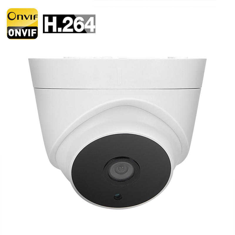 Wholesale 1/3 Inch CMOS Indoor 720p IP Camera (Android + iOS View, 30M Night Vision, IR Cut, Snapshot Email Alarm, ONVIF 2.0)