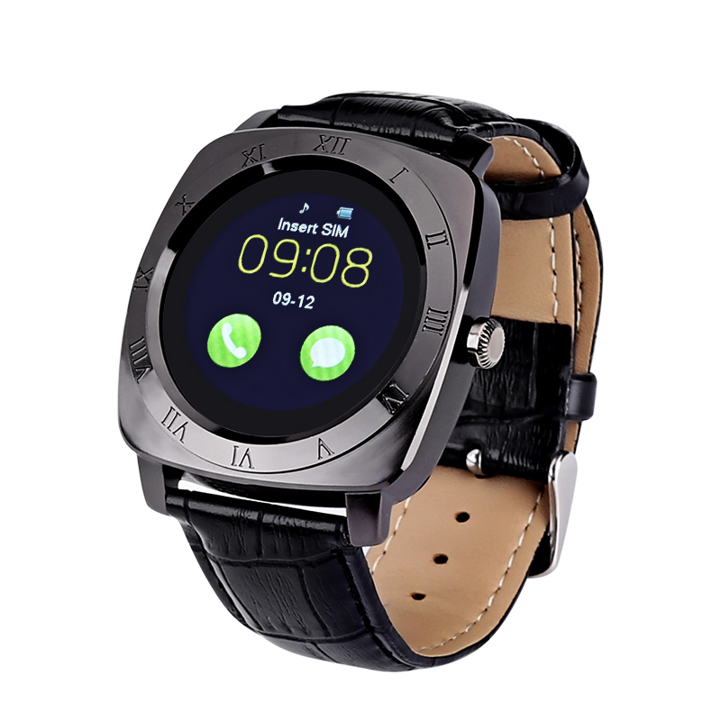 Wholesale Iradish X3 1.33 Inch Smart Watch Phone with Camera and Pedometer