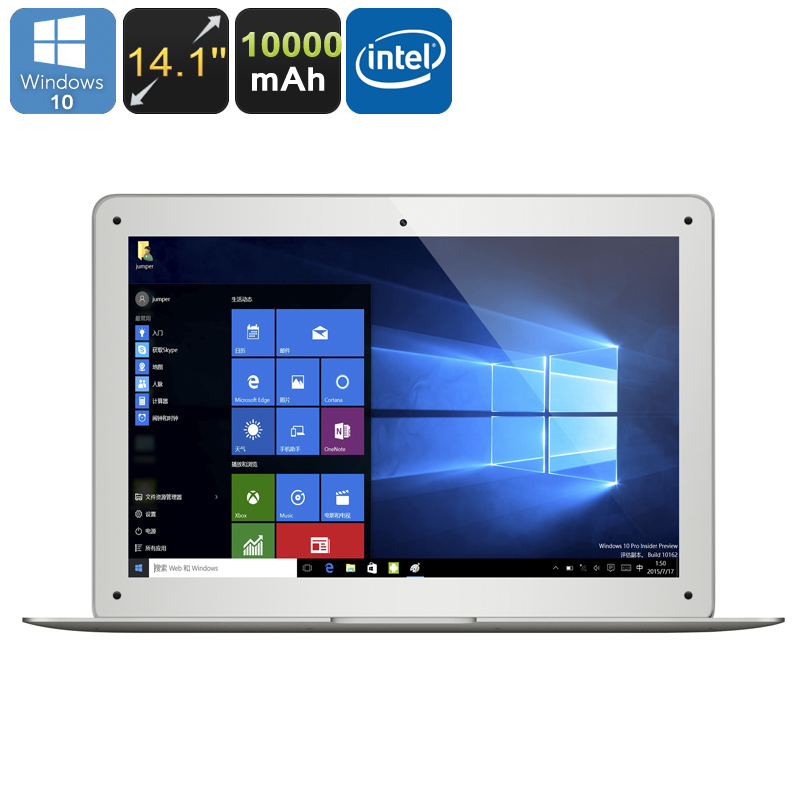 Wholesale Jumper EZbook 2 14.1 Inch FHD Ultrabook Laptop (Windows 10, 64Bi