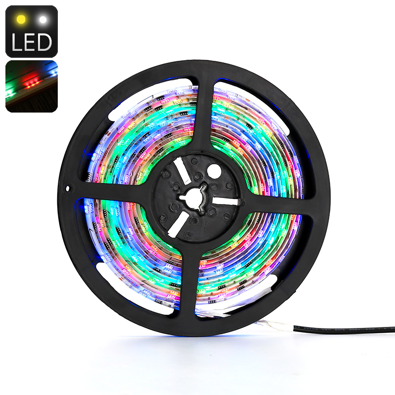 Wholesale Waterproof RGB LED Light Strip (5050 LEDs, 5 Meter, Automatic Color Change)
