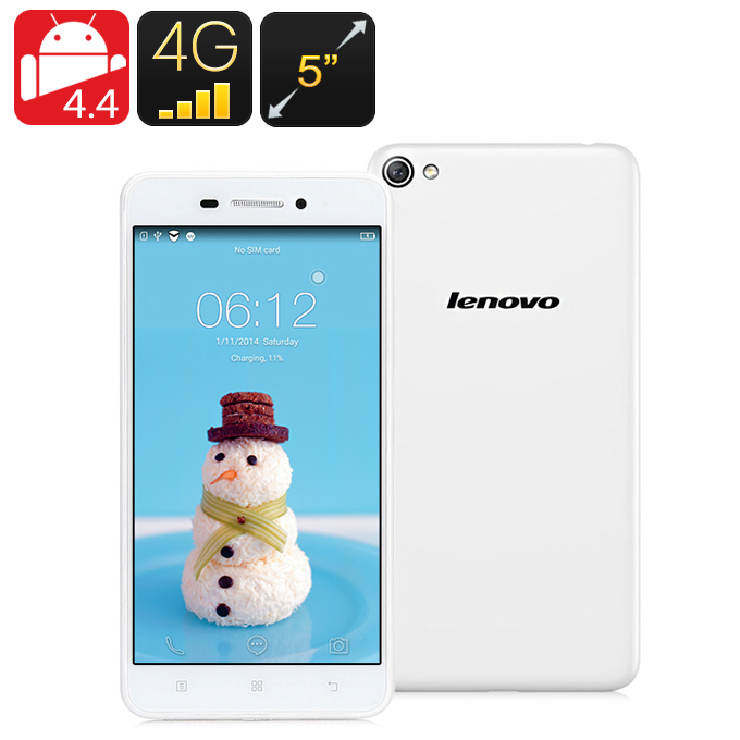 Wholesale Lenovo S60 4G Smartphone (5 Inch HD Display, Snapdragon 410 Proc
