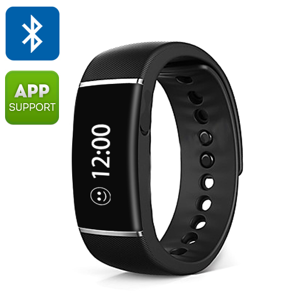 Wholesale Ordro S55 Bluetooth 4.0 Smart Wristband for iOS/Android (IP67 Waterproof, Call/SMS Reminder, Pedometer, Anti-Lost)