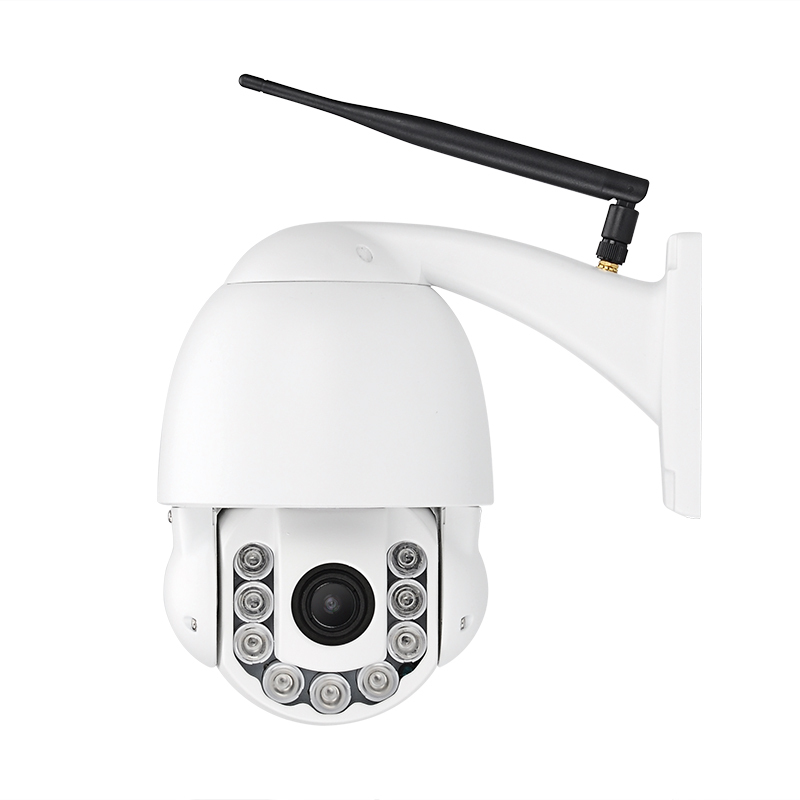 Wholesale Arch Dome II - Outdoor PTZ Dome IP Camera (960p, 4x Optical Zoom, 60m Night Vision, Wi-Fi, Plug And Play)