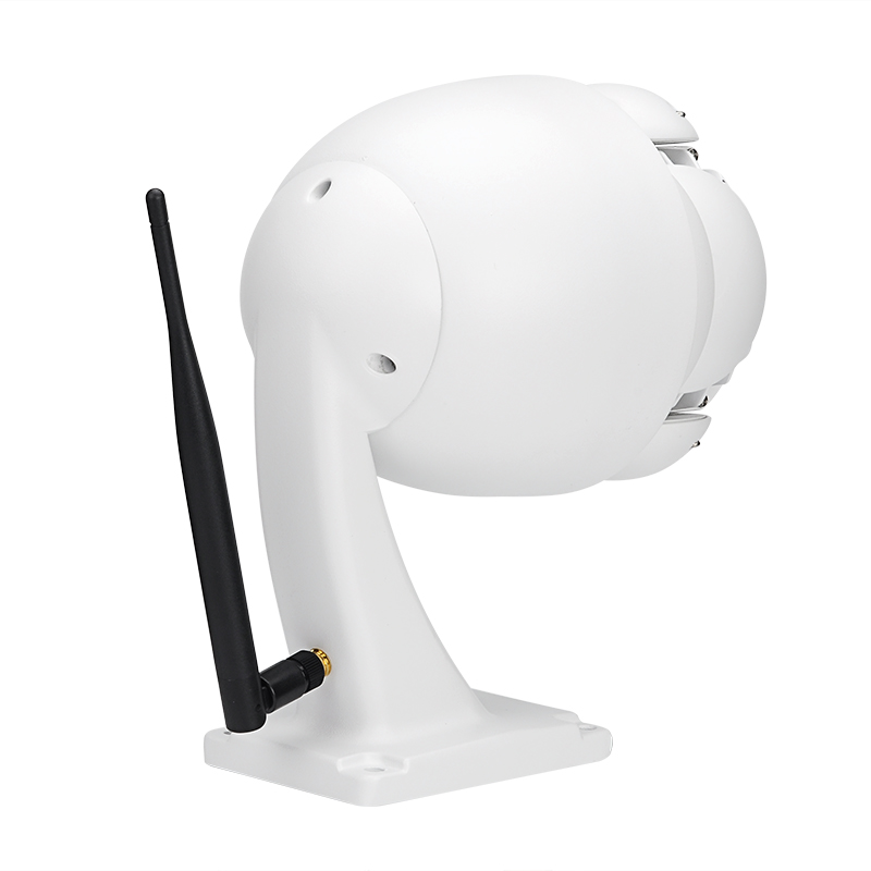 Arch Dome II - Outdoor PTZ Dome IP Camera (960p, 4x Optical Zoom, 60m Night Vision, Wi-Fi, Plug And Play)