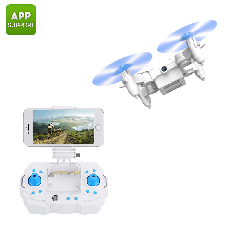 Wholesale SMAO M1 Mini Drone with Built-in HD Camera (30M Range, 360 Degree 3D Eversion, Six-Axis Gyro, Android/iOS Control)