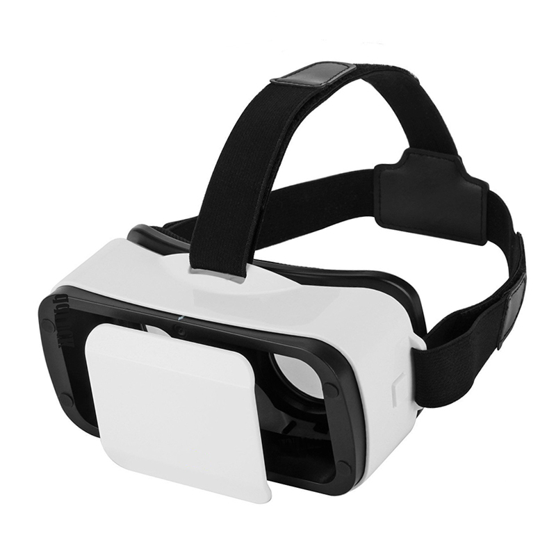 Wholesale Stylish VR 3D Glasses (Adjustable Pupillary Distance, Focal Depth, T-Shaped Head Strap, Lightweight)