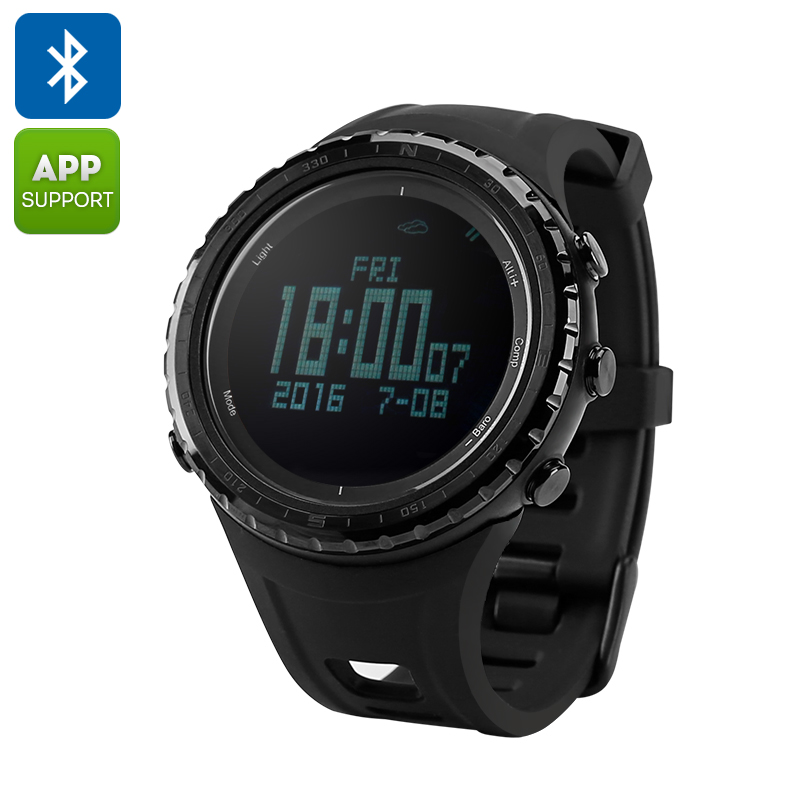 Wholesale Sunroad FR803 Waterproof Smart Watch with Swiss Precision, Altim
