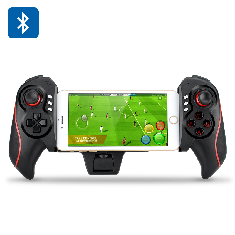 Wholesale Smartphone Tablet Wireless Bluetooth Game Pad for Android and iO