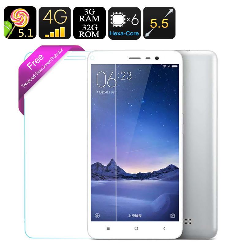 Wholesale XIAOMI Redmi Note 3 Pro Hexa Core Smartphone (3GB RAM, 5.5 Inch