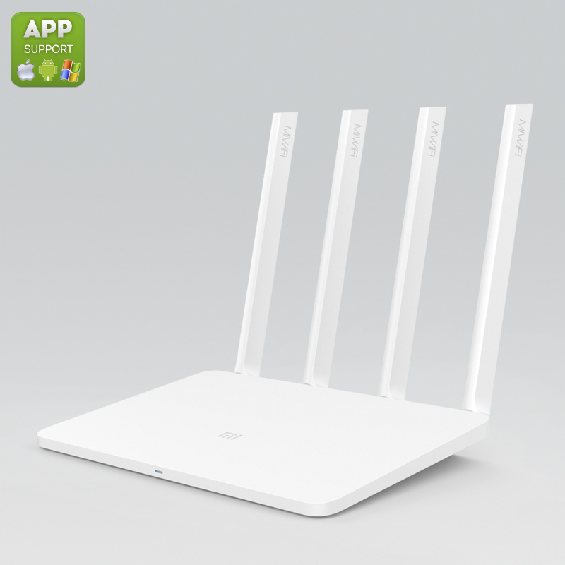 Wholesale Xiaomi 1167Mbps 2.4GHz 5GHz Dual Band Wi-Fi Wireless Router with 4 External Antennas