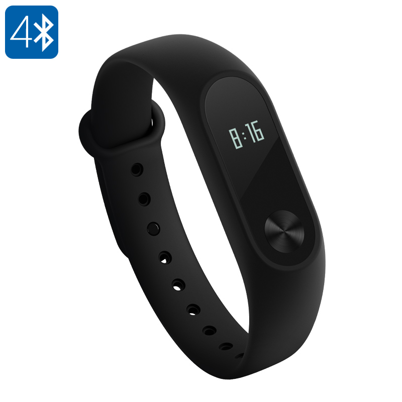 Wholesale Xiaomi Mi Band 2 Sport Heart Rate Monitor Wristband (IP67 Waterproof, Bluetooth, Touch Button)