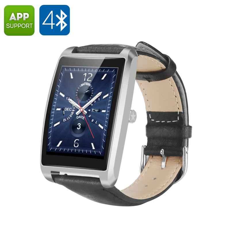 Wholesale Zeblaze Cosmo IP65 Waterproof Bluetooth Smart Watch for Android / iOS (Heart Rate Monitor, Pedometer, Silver)