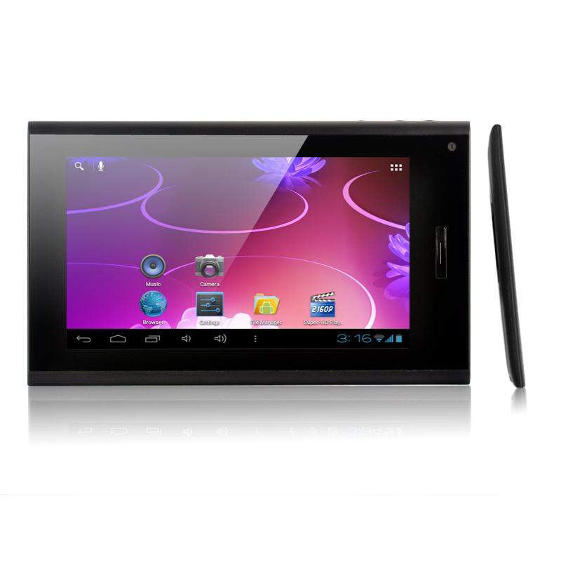 Wholesale Onyx - 3G Android 4.0 Tablet PC with Phone, 7 Inch Screen, 1GHz CPU, WiFi