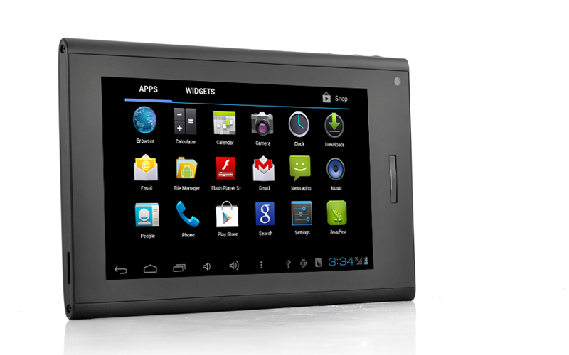 Onyx - 3G Android 4.0 Tablet PC with Phone, 7 Inch Screen, 1GHz CPU, WiFi