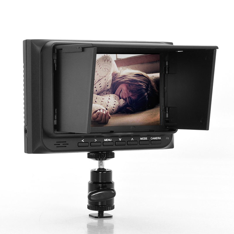 Wholesale On-Camera 5 Inch DSLR Monitor (HDMI, 1920x1440, 500:1)