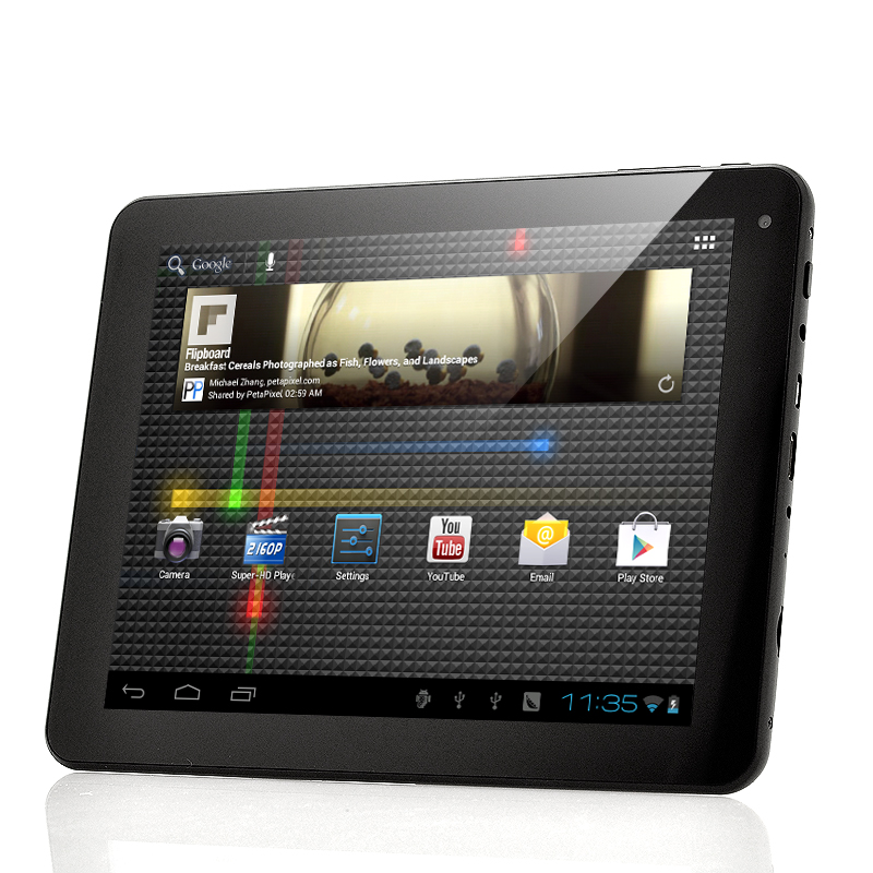 Wholesale MEWZ - 8 Inch Multi Touch Android 4.0 Tablet PC with 1.2GHz CPU and 1GB RAM