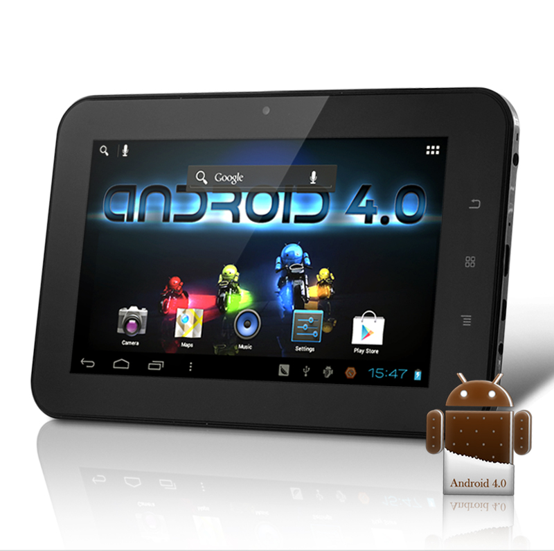 Wholesale Xinc - 9mm Ultra Thin Android 4.0 Tablet PC with 7 Inch Capacitive Screen, 1.2GHz CPU, HDMI (Black)