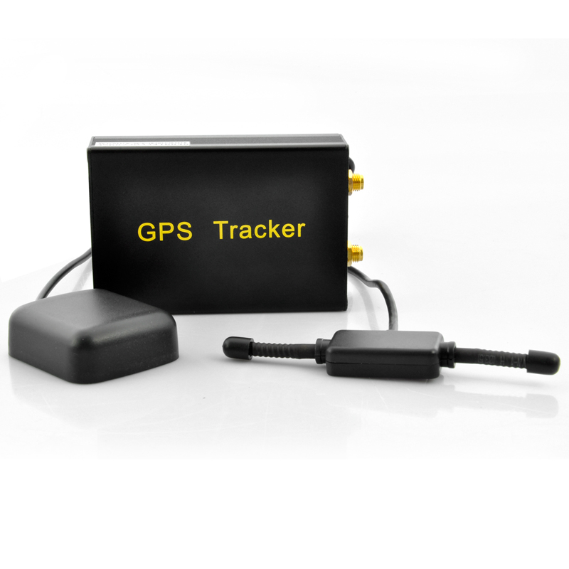 Wholesale Real Time Vehicle GPS Tracker (Engine Cut Off, SMS, Quadband)