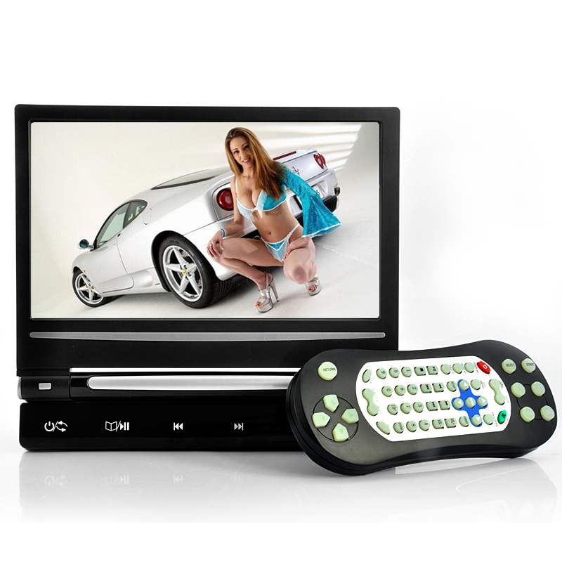 DVD Headrest and Headrest DVD players - Single and dual