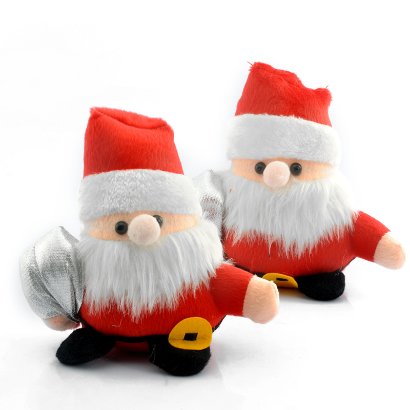 Wholesale Christmas Santa Claus Speaker Pair - 3W