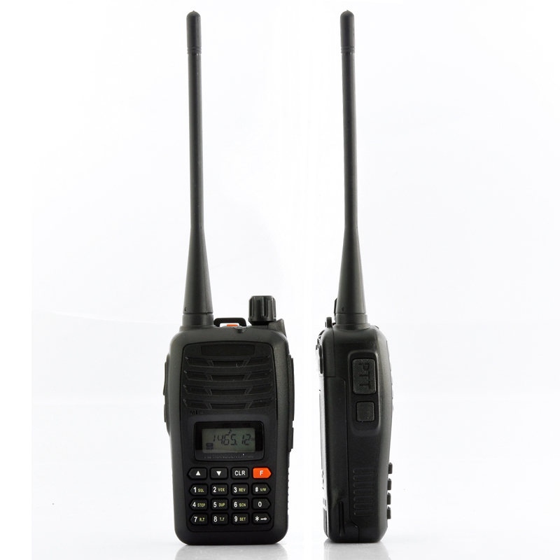 Wholesale Long Range Walkie Talkie Set with VOX Function (220V, 3-5 km Range, Charges Docks)
