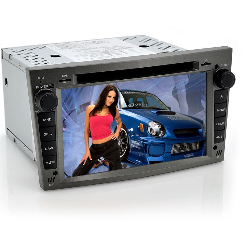 Wholesale Road Ranger II - 7 Inch 2 DIN Android Car DVD Player for Opel (GPS, Wi-Fi, DVB-T, CAN BUS, 8GB)