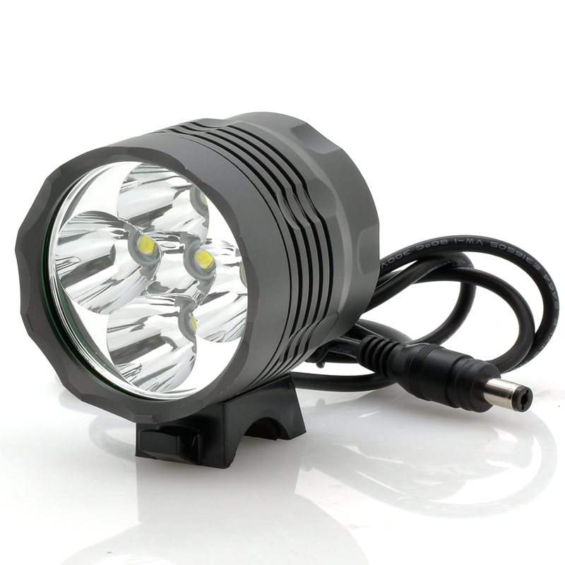 Wholesale Pedal-Beam - 4000 Lumens Waterproof Bicycle Light (5 Cree XM-L T6 White LEDs, 5 Modes)
