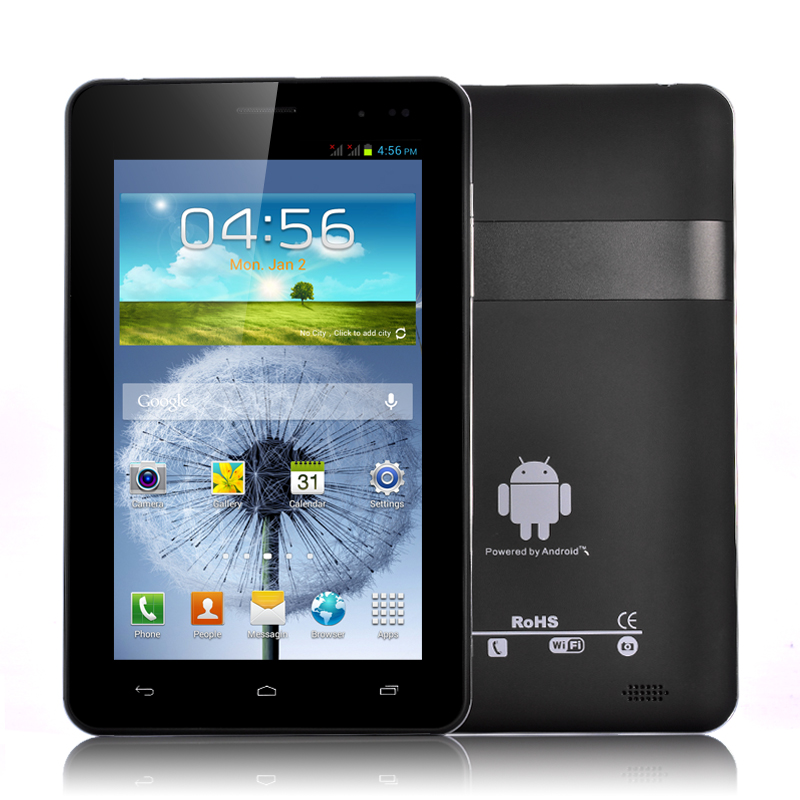 Wholesale Croft - Budget 7 Inch 3G Android Tablet (1GHz Dual Core CPU, Dual Camera, Analog TV, GPS)