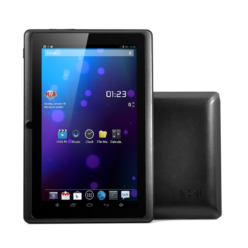 Wholesale Osiris II - 7 Inch Android 4.2 Tablet (Dual Core 1.5GHz CPU, 2000mAh, 800x480, Black)
