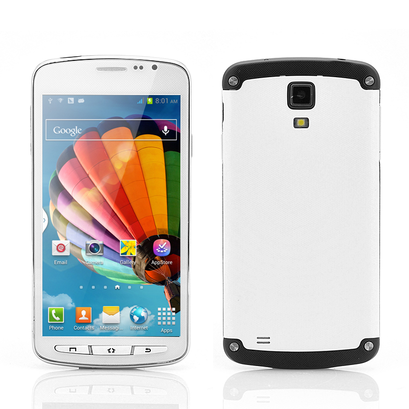 Wholesale Arn - Budget 3G Android 4.2 Smartphone (4.7 Inch, Dual Core 1.2GHz CPU, Dual SIM, GPS, 2100mAh, White)