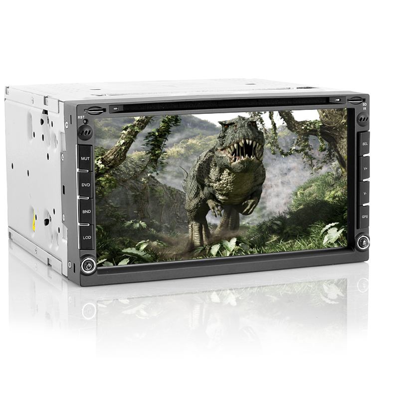 Wholesale Roadasaurus II - 7 Inch 2 DIN Android Car DVD Player (Analog TV, Wi-Fi, 8GB)