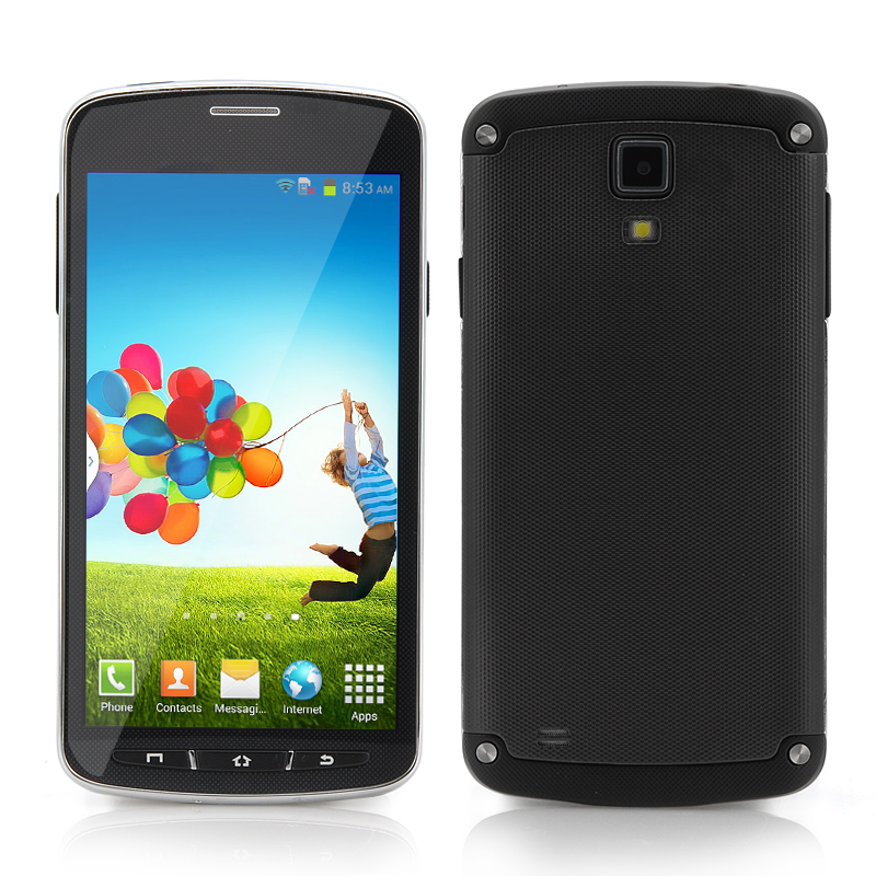 Wholesale Wind - Budget 3G Android 4.2 Smartphone (4.7 Inch, Dual Core 1.2GHz CPU, Dual SIM, GPS, 2100mAh, Black)
