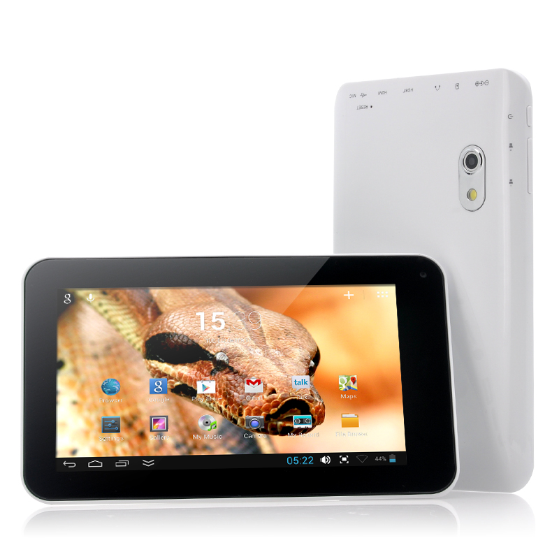 Wholesale Boa - Budget 7 Inch Android 4.2 Tablet PC (VIA8880 Dual Core 1.5GHz CPU, Dual Camera)