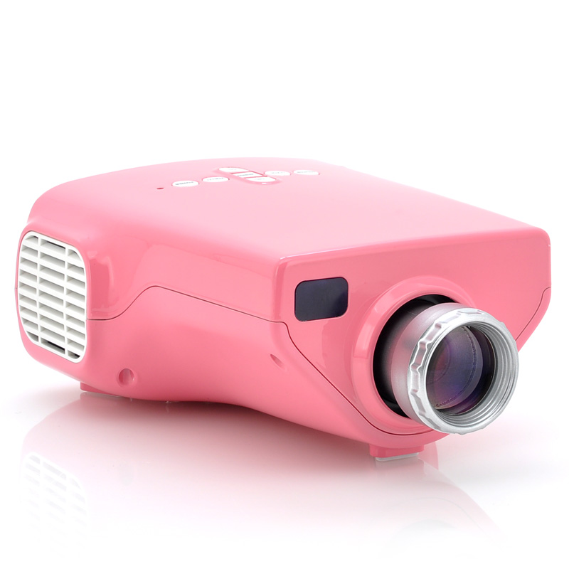 Wholesale MiniView - Portable Video Projector (Coaxial TV Input, 100 Inch
